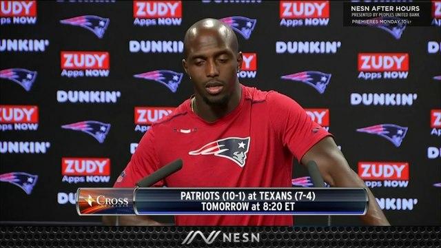 Tom Brady, Julian Edelman, Devin McCourty Preview Patriots vs. Texans