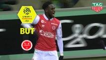 But Boulaye DIA (90ème +3) / Stade de Reims - Girondins de Bordeaux - (1-1) - (REIMS-GdB) / 2019-20