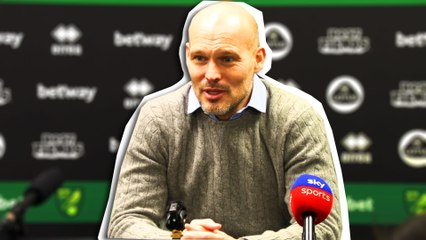 We Have Problem On The Transition And I Need To Fix It | Freddie Ljungberg | Norwich 2-2 Arsenal