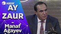 Ay Zaur  -  Manaf Ağayev 01.12.2019