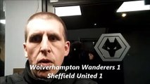 Wolverhampton Wanderers 1 Sheffield United 1