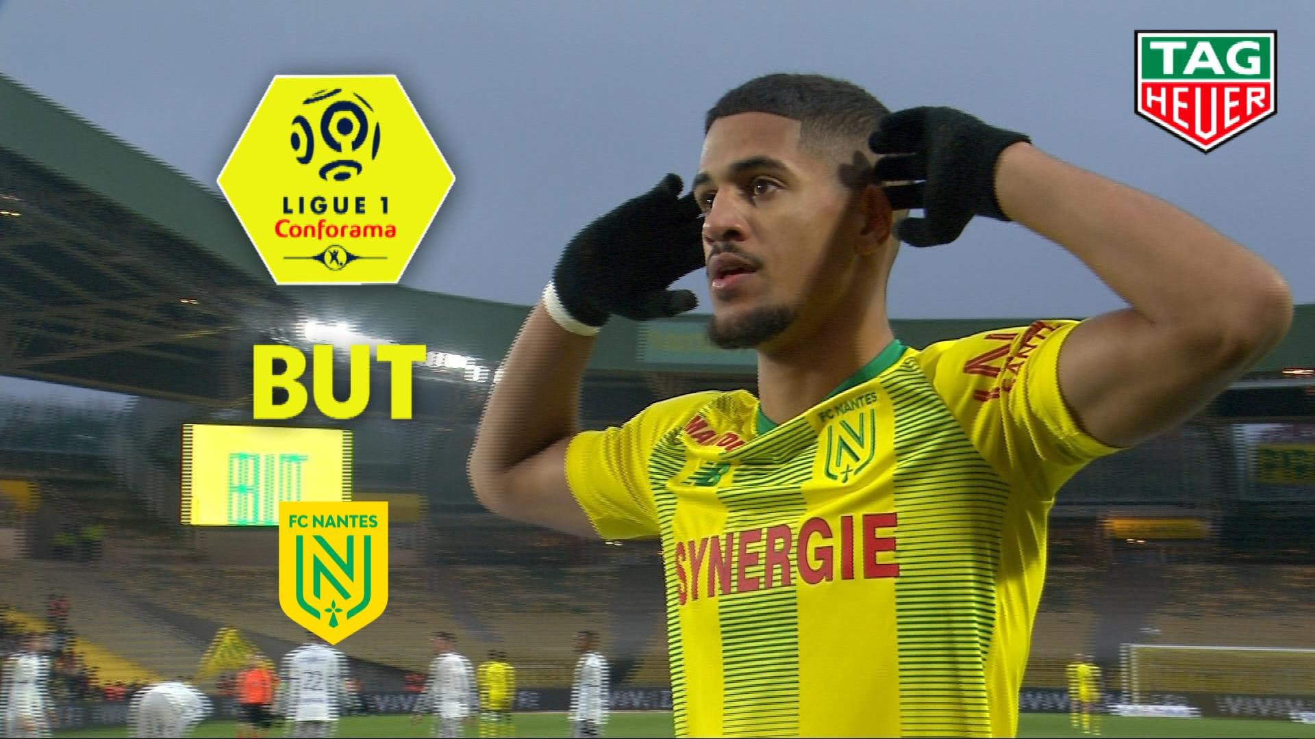 But Ludovic BLAS (54ème) / FC Nantes - Toulouse FC - (2-1) - (FCN-TFC) / 2019-20