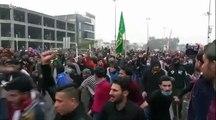 Irak : le Parlement accepte la démission du gouvernement