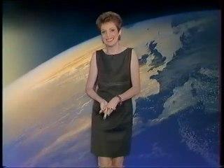 TF1 - 16 Août 1998 - Fin JT Nuit, teaser, météo (Catherine Laborde), pubs