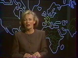 """FR3 - 12 Mars 1987 - Pubs, début """"Soir 3"""" (Jacqueline Alexandre)"""