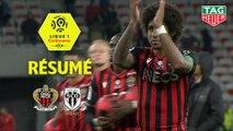 OGC Nice - Angers SCO (3-1)  - Résumé - (OGCN-SCO) / 2019-20