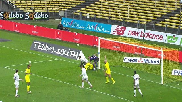 Le résumé vidéo de Nantes/TFC, 15ème journée de Ligue 1 Conforama
