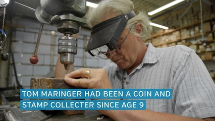 How the Official Coin Maker of 'Game of Thrones' and 'Lord of the Rings' Got Started