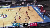 Donte Grantham (17 points) Highlights vs. Santa Cruz Warriors