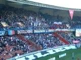 PSG-LE MANS ENTREE DES JOUEURS 09.02.08