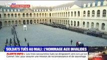 L'hommage aux 13 militaires morts au Mali sera ouvert ce lundi au public aux Invalides