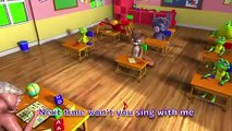 _ABC Song_ (Lets Sing-Along) - Nursery Rhymes
