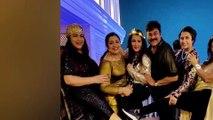 Kushboo, Chiranjivi Dance 80`s Stars Grand Reunion(Telugu)