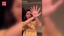 Sosyal medyada paylaşılan video izleyenleri şaşırtıyor