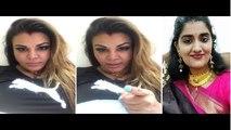 Rakhi Sawant's angry reaction on Priyanka Reddy's shocking incident