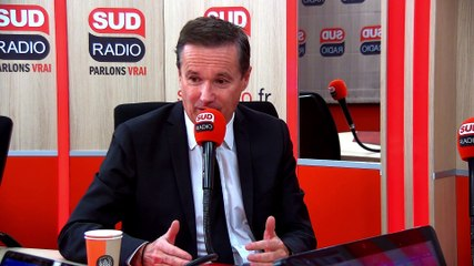 Nicolas Dupont-Aignan - Sud Radio lundi 2 décembre 2019