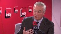 """Bruno Le Maire, ministre de l'Économie : """"Il y aura une seule caisse de retraite pour tous, ce sera plus juste et plus simple"""""""