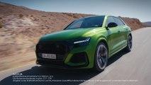 Der sportlichste Q - der neue Audi RS Q8