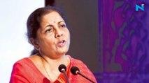 Nirmala Sitharaman's response to Rahul Bajaj's lack of freedom comment