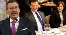 Ekrem İmamoğlu'nun içkili yemek masasını Canan Kaftancıoğlu mu sızdırdı?