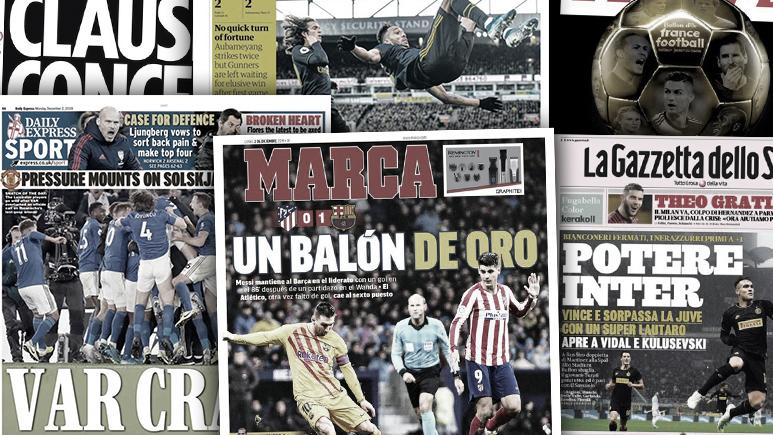 Lionel Messi met à genou l'Espagne, la Var fait scandale en Angleterre
