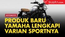Yamaha Lengkapi Varian Sport Melalui Peluncuran Dua Produk Baru