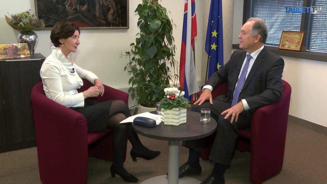 CD CLUB: Oksana Tomová hodnotí slovenské predsedníctvo v OBSE