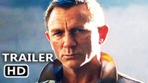 JAMES BOND No Time To Die Official Trailer TEASER