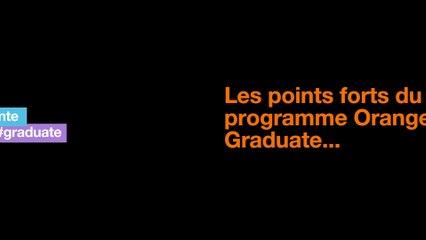 Claire, Orange Graduate
