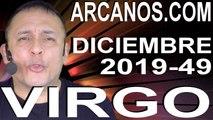 VIRGO DICIEMBRE 2019 ARCANOS.COM - Horóscopo 1 al 7 de diciembre de 2019 - Semana 49