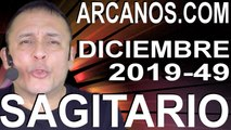 SAGITARIO DICIEMBRE 2019 ARCANOS.COM - Horóscopo 1 al 7 de diciembre de 2019 - Semana 49