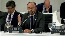 Intervention d'Édouard Philippe lors de la COP25