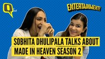 Sobhita Dhulipala on 'The Body' and the Second Season of 'Made in Heaven'