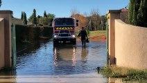 Intempéries - Aix : une dizaine de maisons inondées à Puyricard