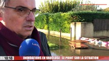 Intempéries : le point sur la situation en Vaucluse