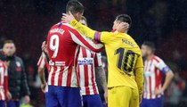 حقائق من فوز برشلونة على أتلتيكو مدريد