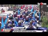 Ridwan Kamil Tetapkan UMK 2020, Ratusan Buruh Cimahi Demo