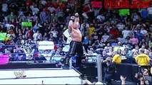 Brock Lesnar vs. Hardcore Holly + Brock Lesnar Steals Stone Cold's ATV - 3-4-2004 Smackdown