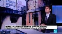 """David Rigoulet-Roze: """"Le niveau de violence est inégalé"""