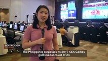 PH pulls away as Hidilyn Diaz bags SEA Games 2019 gold