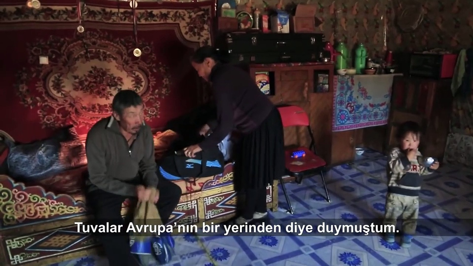 Altay Dağlarında Türk Sesleri
