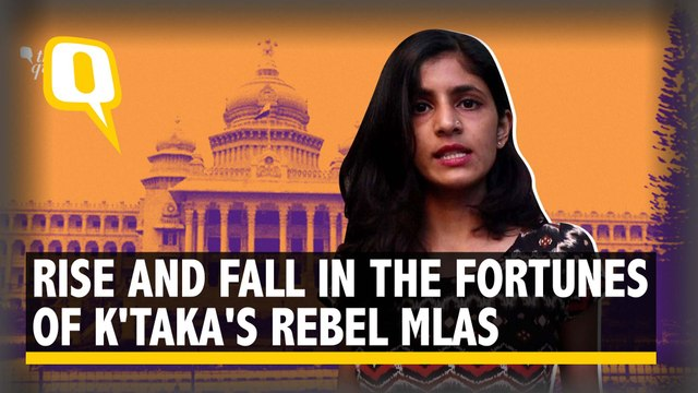 From 2018 to Now: How K'taka's Rebel MLAs' Wealth Changed