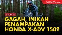 Intip Spesifikasi Honda ADV 150