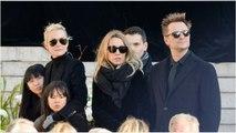 Hommage à Johnny Hallyday à l'Olympia : pourquoi David et Laura n'étaient pas présents, malgré l'inv