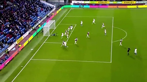 Burnley – Crystal Palace (0-2) - Maç Özeti - Premier League 2019/20