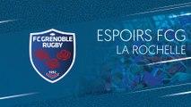 Espoirs FCG - La Rochelle : le résumé du match