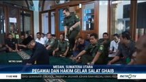 Pegawai dan Hakim PN Medan Gelar Salat Ghaib untuk Jamaluddin