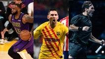 Confira os 20 atletas que mais faturam no mundo