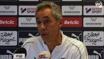 """Paulo Sousa : """"Dans un avenir proche d'autres personnes vont parler de la situation club"""""""