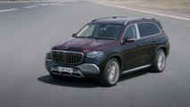 Mercedes-Maybach GLS 600 4MATIC Exterior Design